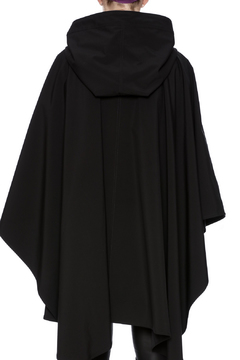 NINObrand Waterproof Black Cape - Alternate List Image