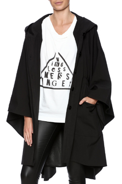 Shoptiques Product: Waterproof Black Cape