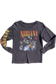 Rowdy Sprout  Nirvana Long Sleeve - Product Mini Image