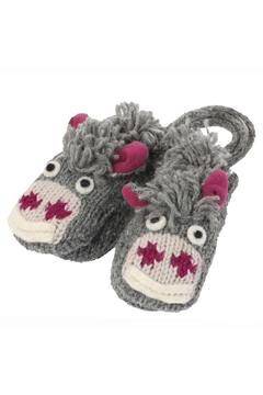 Shoptiques Product: Donkey Mittens Baby