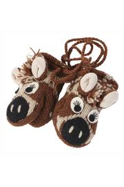 Nirvana Designs Giraffe Mittens - Product Mini Image