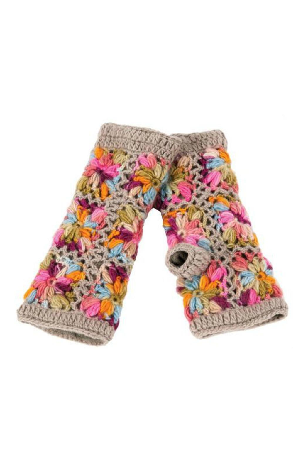 Nirvana Designs Square Handwarmers - Front Cropped Image