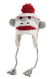Nirvanna Whimsical Monkey Hat - Product Mini Image