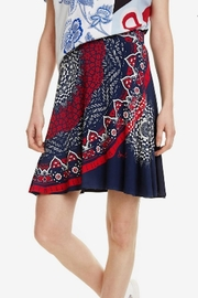 DESIGUAL Nise Mandala Skirt - Product Mini Image