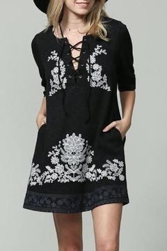 By Together Nisha Embroidered Dress - Product List Image