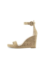 Pelle Moda Nisha White Cork - Product Mini Image