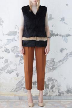 nisse Faux Fur Vest - Product List Image