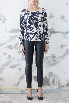 nisse Floral Print Sweater - Product List Image