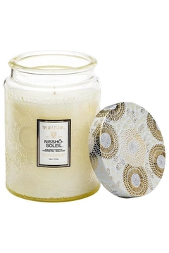 Voluspa Nissho Soleil Large Jar Candle - Alternate List Image