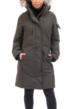 Outdoor Survival Canada Nisto Knee-Lenght Coat - Product List Image