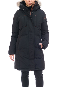 Outdoor Survival Canada Nisto Knee-Length Coat - Product List Image