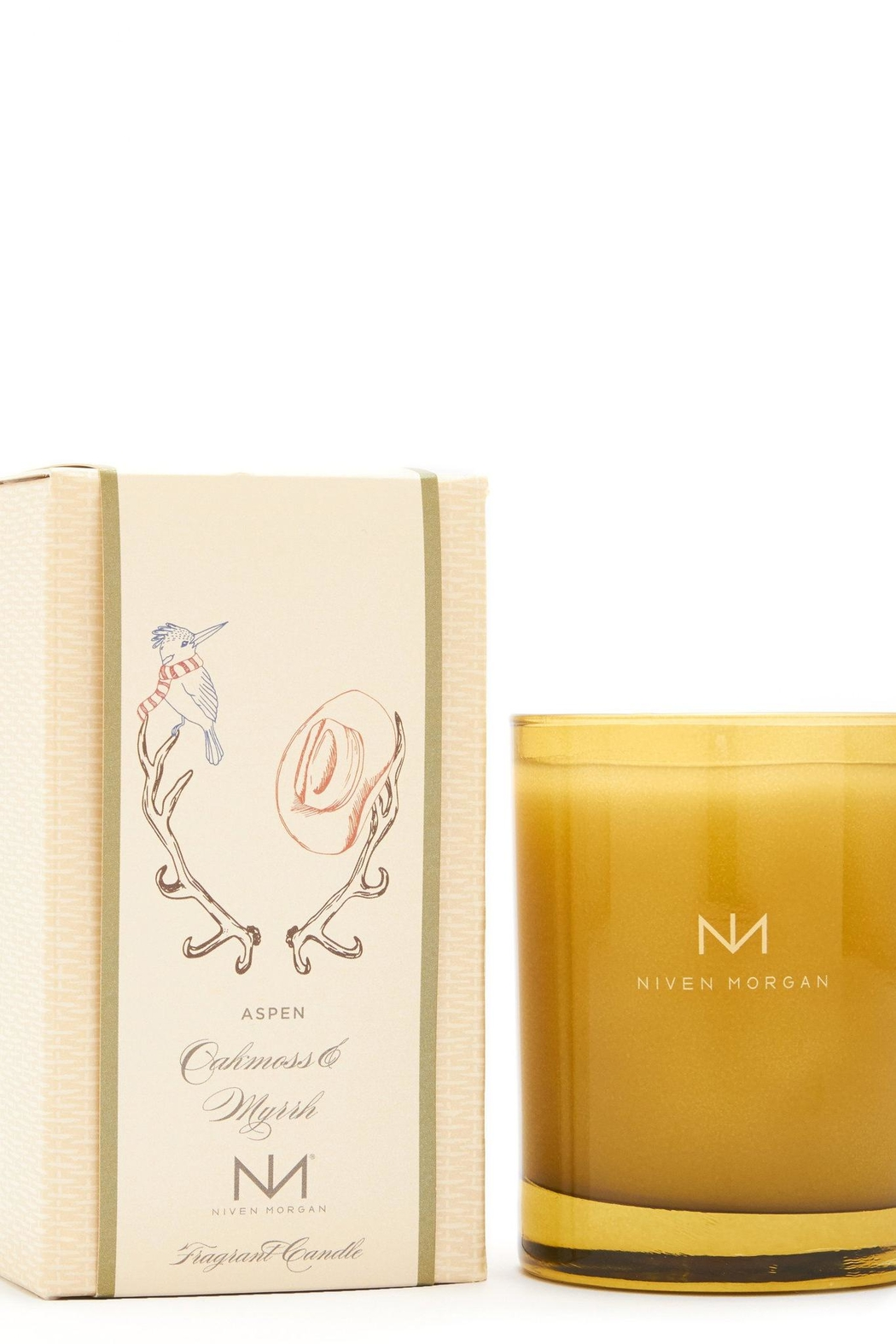 Niven Morgan Aspen Oakmoss Candle - Main Image