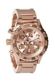 Nixon  42-20 Chrono Rose Watch - Product Mini Image