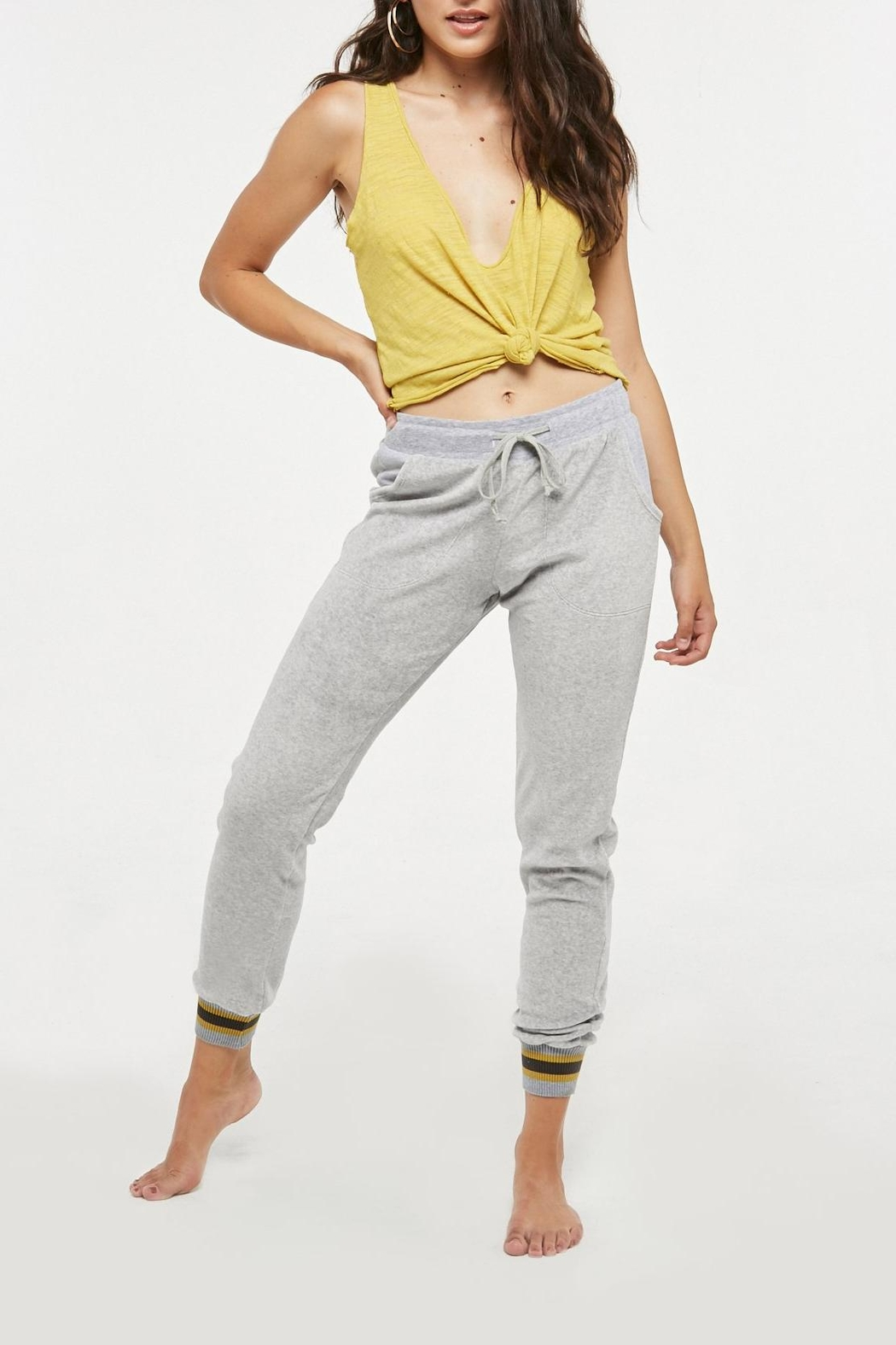 Project Social T Nixon Banded Jogger - Side Cropped Image
