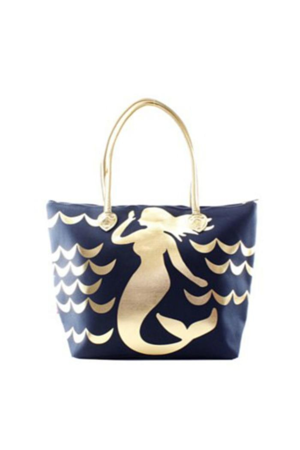 NNK Mermaid Tote Bag - Main Image