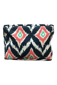Shoptiques Product: Patterned Cosmetic Bag