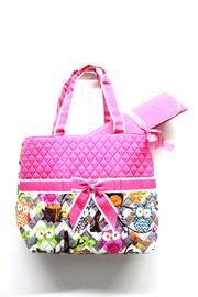 NNK Quilted Owl Bag - Product Mini Image