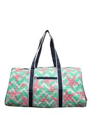 NNK Quilted Starfish Duffel - Product Mini Image
