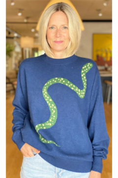 Shoptiques Product: No. 19 Snake Sweater