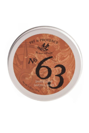 The Birds Nest NO. 63 MEN'S SHAVE SOAP IN TIN - Product Mini Image