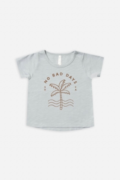 Rylee & Cru No Bad Days Basic Tee - Product List Image