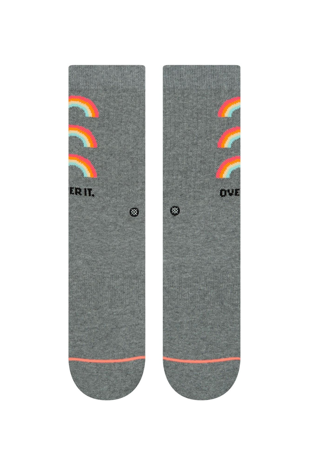 Stance No Doubt Socks - Front Full Image