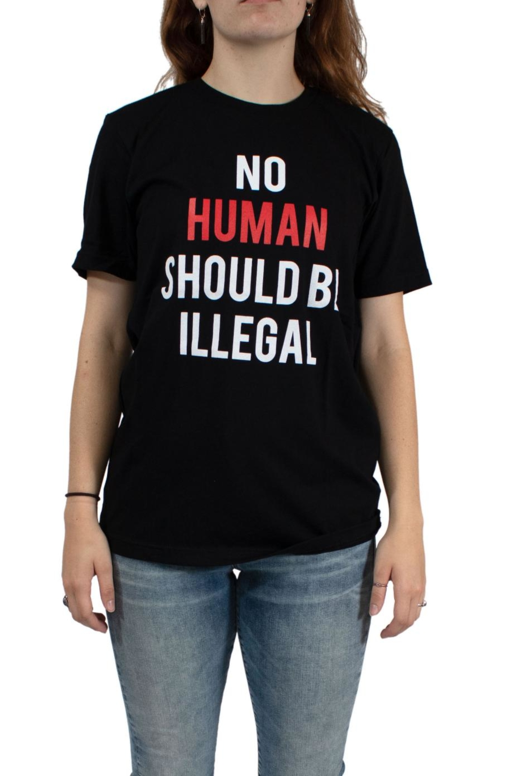 Project Chane No Illegals Tee - Main Image