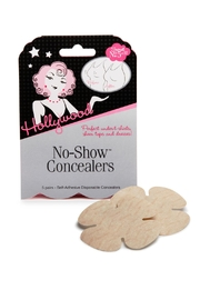 Hollywood Fashion Secrets No Show Concealers - Front full body