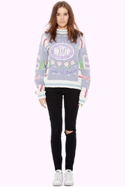 TAGS No! Sweater- Absolute-Crew - Front cropped