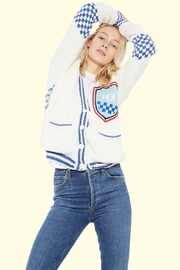 TAGS No! Sweater Breast-Pocket - Front full body