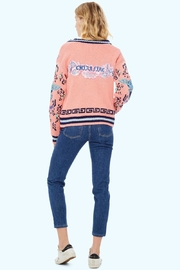 TAGS No! Sweater- China-Fire - Front full body
