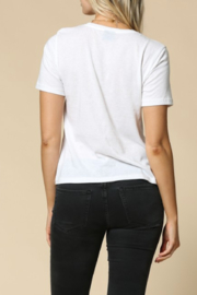 By Together No Thank You Tee - Front full body