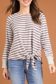 Noelle No Waiting in Line Top - Front cropped