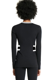 NO KA 'OI Intrique Sweater - Front full body