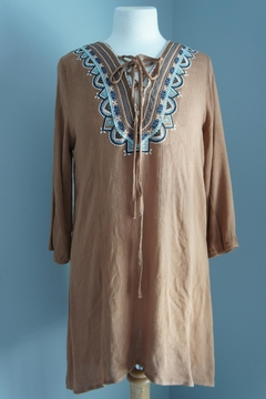 No Label  Boho Tunic - Product List Image