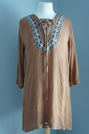 No Label  Boho Tunic - Front cropped