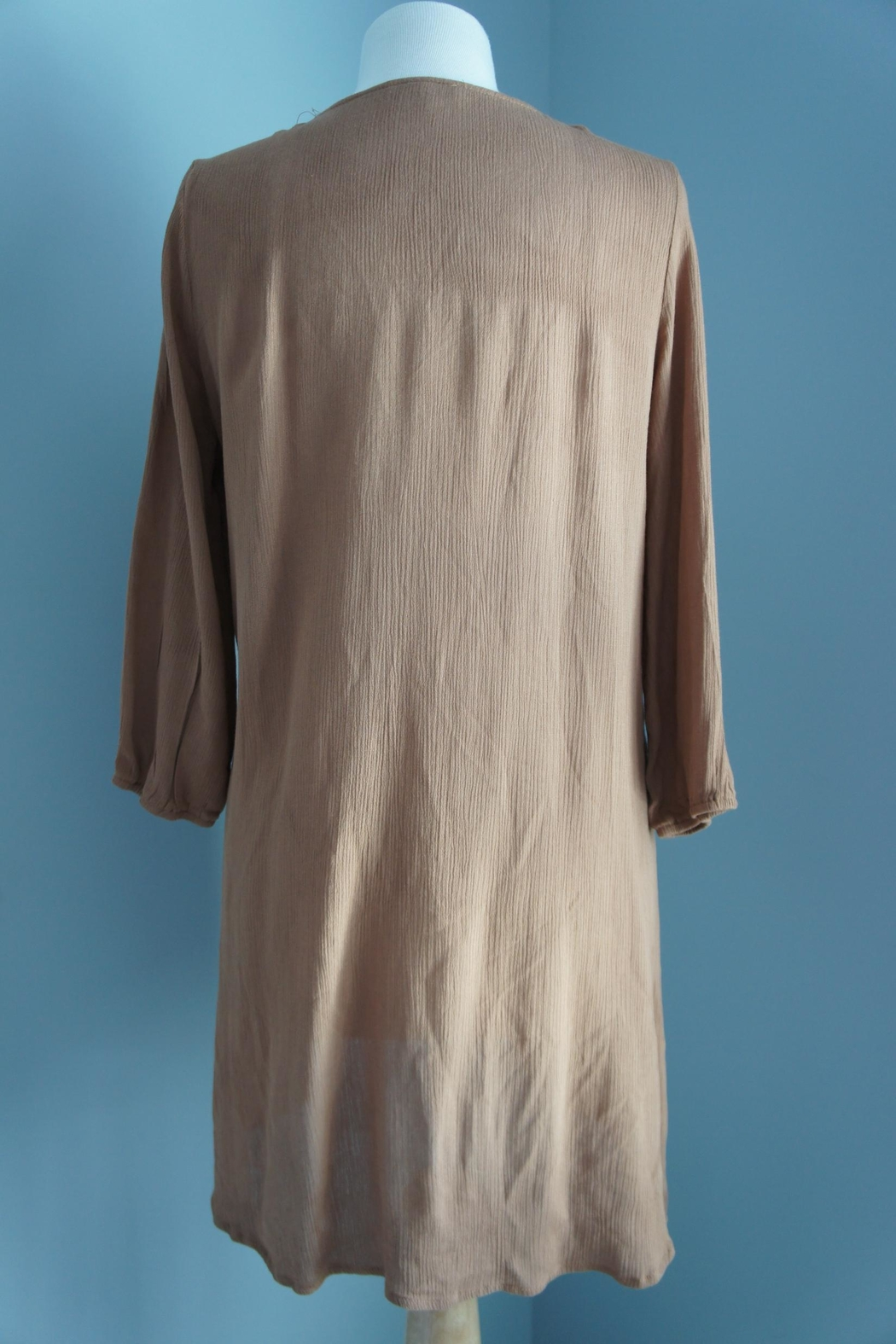 No Label  Boho Tunic - Side Cropped Image