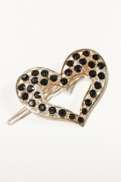 Shoptiques Product: Heart Hair Accessory