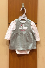No Name 2p Baby Outfit - Front cropped