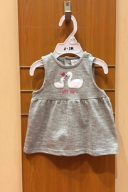 No Name 2p Baby Outfit - Front full body