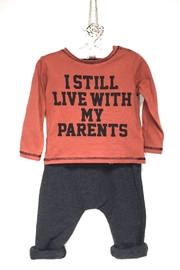 No Name 2p Boys Outfit - Side cropped