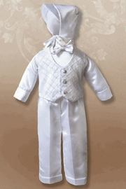 No Name 2pc Baptism Outfit - Product Mini Image