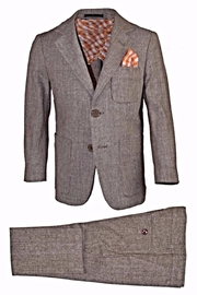 No Name 2pc Linen Suit - Product Mini Image