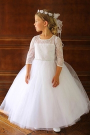 No Name Flower Girl Lace Dress - Product Mini Image