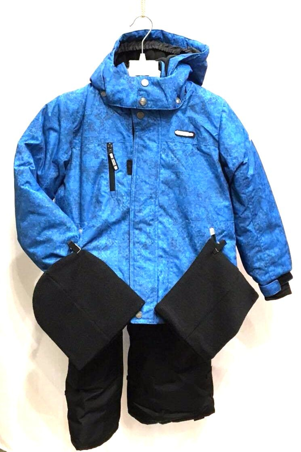 No Name Boy's Snowsuit - Main Image