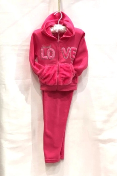 Shoptiques Product: Girl Jogging Outfit