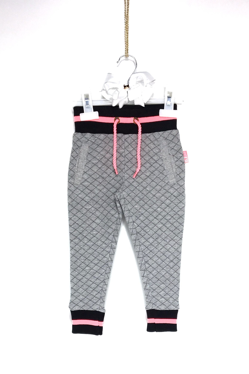 No Name Girl's Jogging Pants - Front Cropped Image