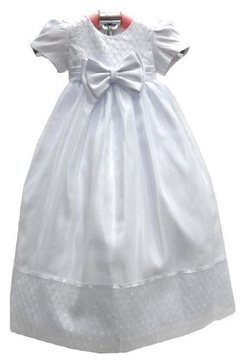 Shoptiques Product: Satin Christening Gown