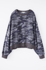 z supply Noa Camo Marled Top - Other