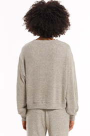 z supply Noa Marled Top - Side cropped